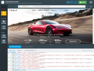 software de teste de carga do site