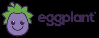 Logo aubergine