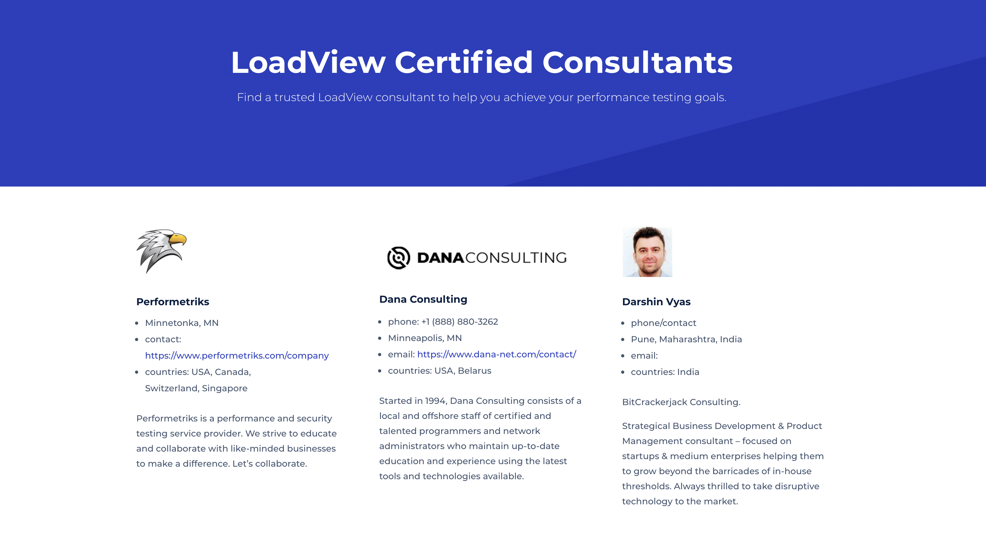 LoadView experts
