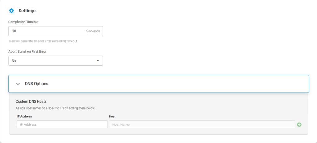 loadview settings