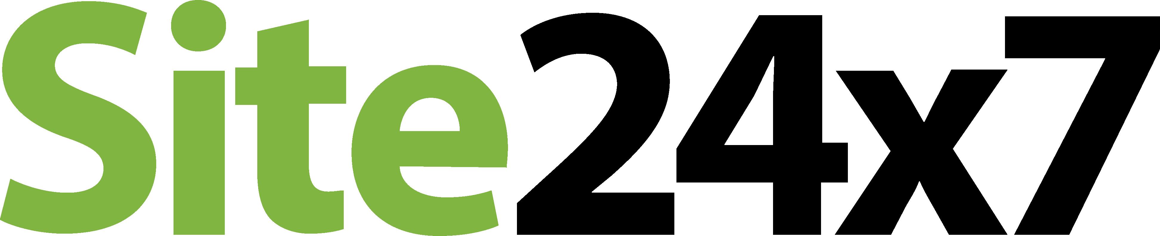 site24x7 logotipo