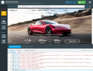 website load test software